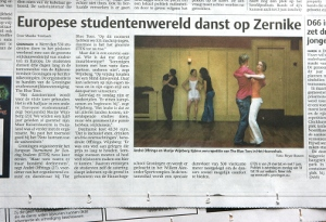 Article in DvhN